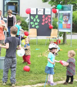 Tag der offenen Tür auf dem Campus der TU Chemnitz am 17. Mai 2014 - Bild 2