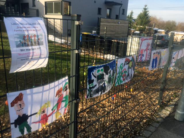 FREILUFTGALERIE Kita 'Reichenhainer Wichtelberg'